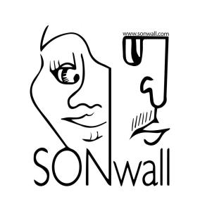 LOGO SONWALL VINILO